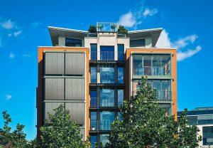 השבחת דירות בבניין מגורים