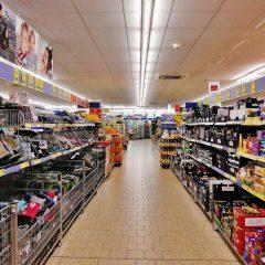שיפוץ סופרמרקט